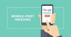 mobile-first Google